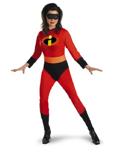 Women's Mrs. Incredible Costume