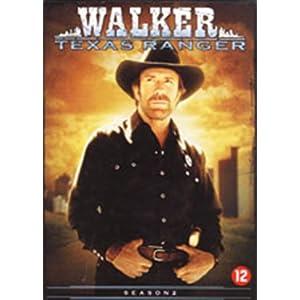 Walker. Texas Rangers: L'intégrale de la saison 2 - Coffret 7 DVD [Import belge]