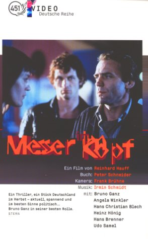 Messer im Kopf [VHS]