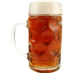 Oktoberfest Bavarian Isar Beer Mug - Half Liter from KegWorks