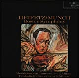 メンデルスゾーン : ヴァイオリン協奏曲ホ短調Op.64