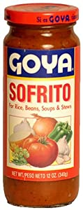 Goya Sofrito, 12-Ounce Jars (Pack of 3)