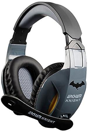 Indeca - Auricular, Diseño Batman: Arkham Knight 2015 (PS4)