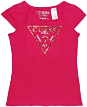 Guess Kids Big Girls39 Sequined Logo Top