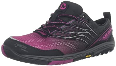 Merrell Ladies Ascend Glove Gore-Tex Trail-Running Shoe by Merrell