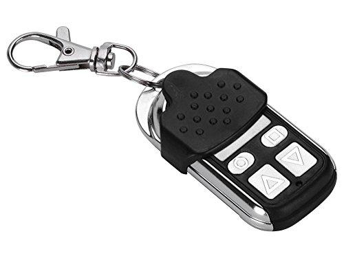 Etiger®4 Channel 433Mhz Wireless Remote Control Copy Controller Universal Handle Garage Door Electric Door Family Security Alarm Control