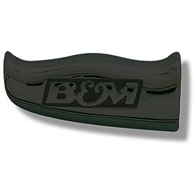 B&M 80642 Black Plastic T-Handle Shift Knob