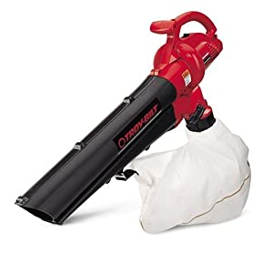 mph electric blower vacuum