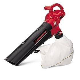 Troy-Bilt Mulchinator 12 Amp Electric Blower/Vacuum #TB125QS