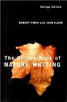Norton Book of Nature Writing