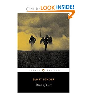 Storm of Steel (Penguin Classics) by Ernst Jünger and Michael Hofmann