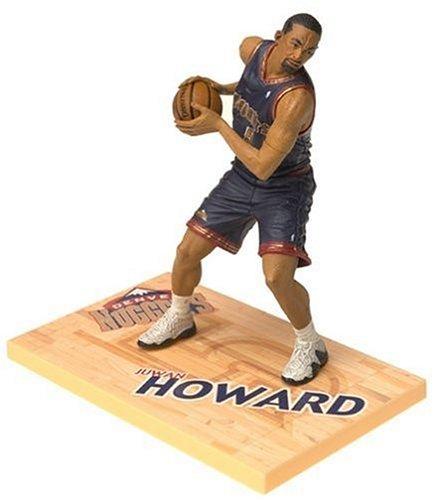 NBA Series 3 Figure: Juwan Howard Blue Jersey