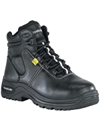 RB6755 Reebok Men's Internal Met Safety Boots - Black