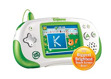 LeapFrog Leapster Explorer Learning Game System