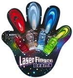 Amazon.co.jp目立ちたいならコレ!指につけるLEDライトリング!【レーザーフィンガービーム】アメリカン雑貨アメリカ雑貨