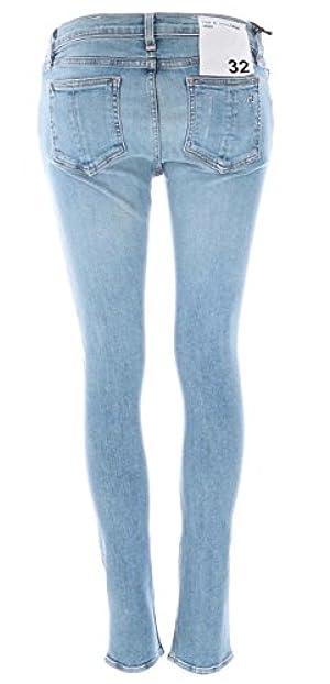 Rag & Bone/JEAN Womens Skinny Denim Size 30 in La Costa Rep (30, La costa Rep)
