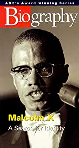 Biography - Malcolm X: A Search For Identity [VHS]