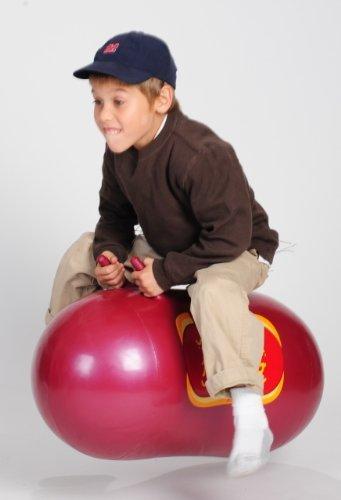 Jumping Hot Dog Hop Hopping Hopper Bouncy Ball