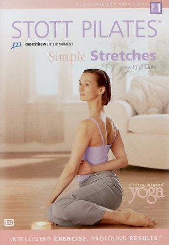 Stott Pilates: Simple Stretches [DVD] [Region 1] [US Import] [NTSC]