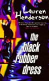Black Rubber Dress (0091801842) by Henderson, Lauren