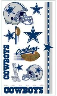 NFL Dallas Cowboys 09395091 Tattoos