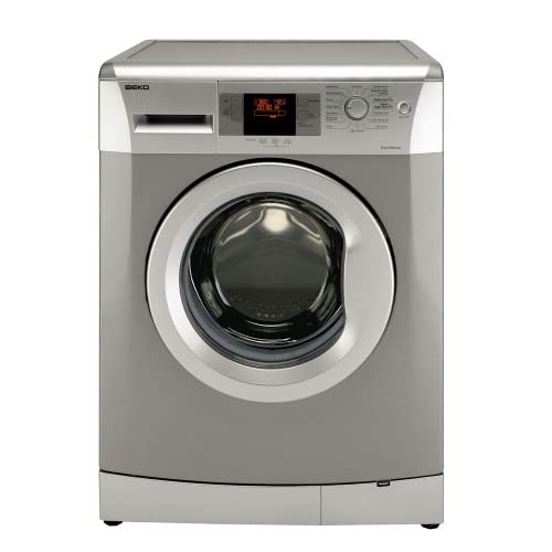 Beko WMB71442S Excellence 7kg 1400rpm Freestanding Washing Machine - Silver