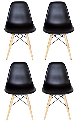 White Wood Chair front-1078697