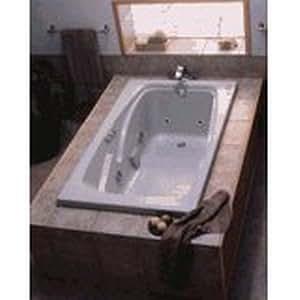 Jacuzzi Whirlpool Cetra Drop-In Tub - Drop In Bathtubs