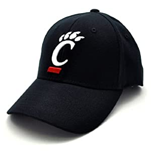 Buy Cincinnati Bearcats Official NCAA L XL One-Fit Wool Hat Cap by Top of the World