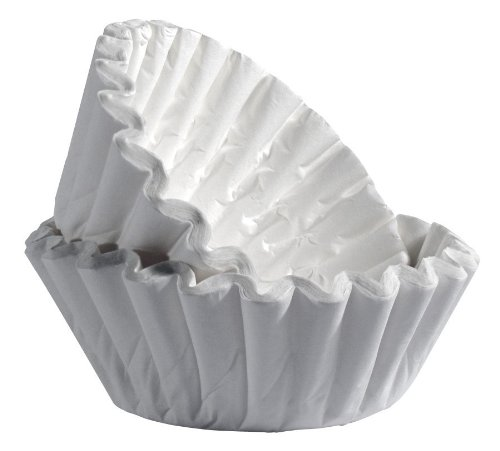 Brew Rite 1.5 Gal Commercial Coffee Filters / 3 Gal Ice Tea Filters, 500 Ct. - Same As Bunn 20100