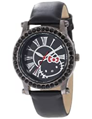 Hello Kitty H3WL1043BK Leather Numeral