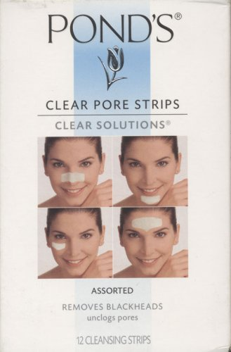 Buy Pond's clear pore strips clear solutions assorted