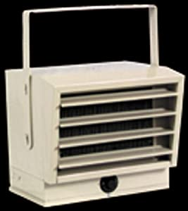 7500 Watt Electric Garage Heater With Thermostat