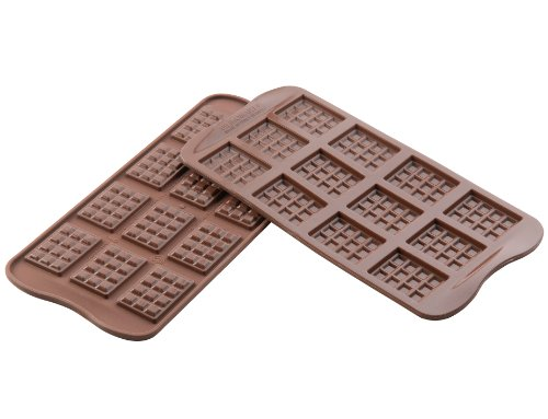 Silikomart Silicone Chocolate Candy Bar Mold
