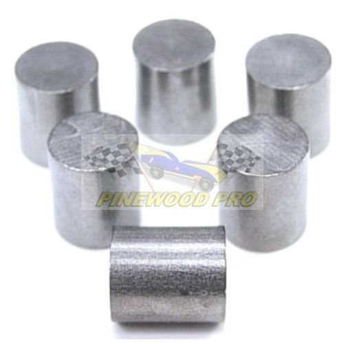 Pinewood Derby Weights - Tungsten 3oz by Pinewood Pro