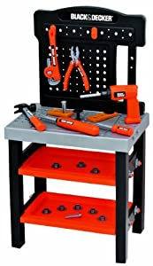 Amazon Com Black And Decker Small Workbench Toys Amp Games