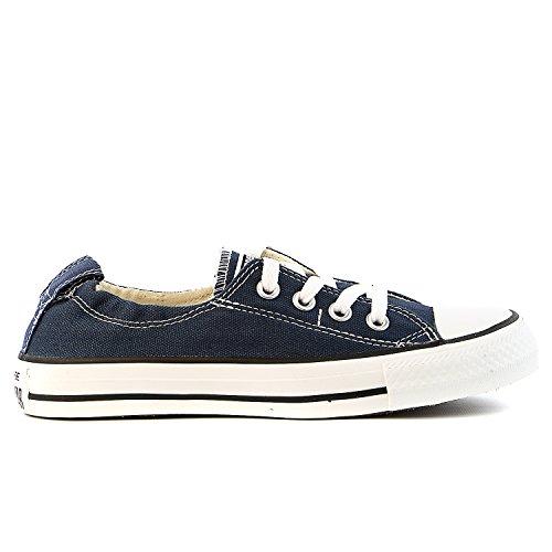 Converse Womens Chuck Taylor Shoreline Navy Sneaker - 8