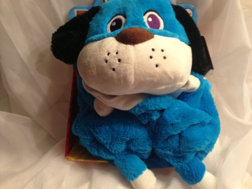 Blue Puppy Belly Buddy by Total Vision