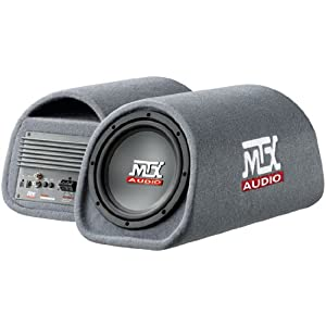 Automotive Amplified Subwoofers - m