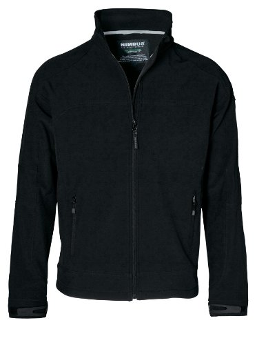 Nimbus Mens Newton Softshell Jacket Black 2XL