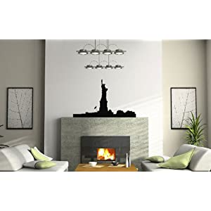 New York City Wall Decals