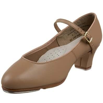 capezio s tap jr footlight tap shoe
