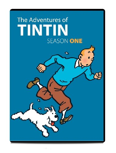DVD : The Adventures of Tintin: Season One (Full Frame, Dolby, 2 Disc)