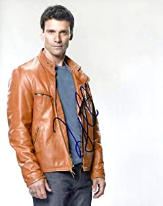 Frank Grillo Autographed Signed Brown Jacket Photo UACC RD - Autographed NFL Photos by Sports Memorabilia