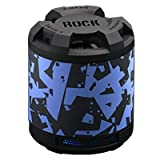 Divoom iTour Rock Rechargeable Speaker blue for Smartphones & Tablets: iPad Mini, 4, 3, 2 & 1, iPhone 5, 4S, 4, 3GS & 3G, Google Nexus 7, 10, Samsung Galaxy Tab, Note, S3 & S2, Galaxy 10.1 and more