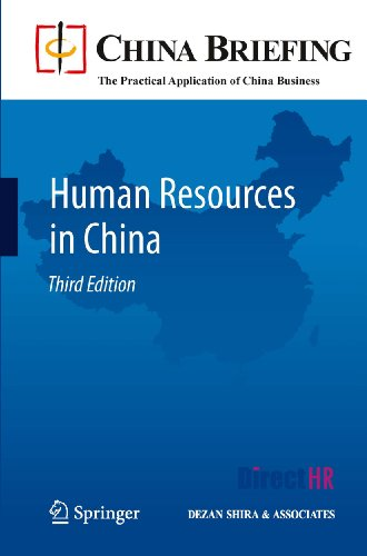 Human Resources In China (China Briefing)