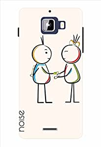 Noise The Eternal Love Printed Cover for Micromax Canvas Nitro A310