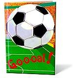 """""""GOOOAL"""", STAR DU FOOTBALL (Livre personnalisé pour enfant par Ceyou)"""