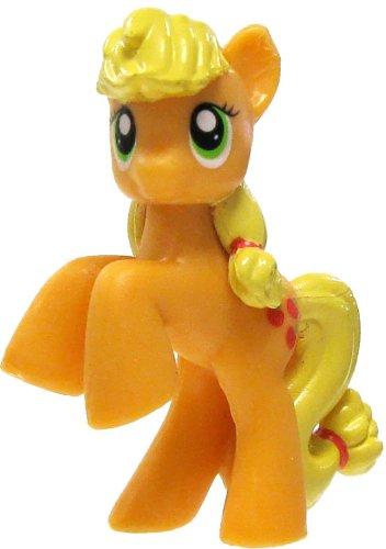 My Little Pony Friendship is Magic 2 Inch PVC Figure Applejack - 1