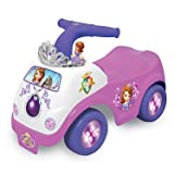 Light n' Sound Princess Sofia Activity Ride-On